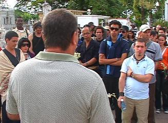 HOMENAJE A MANUEL CORONA EN CAIBARIEN EN EL ANIVERSARIO 60 DE SU MUERTE.