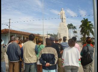 DESARROLLAN JORNADA DE LA PRENSA CUBANA EN CAIBARIÉN