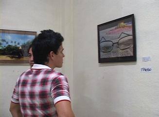 ABIERTO SALÓN MARTÍNEZ OTERO ILLA   EN LA GALERÍA DE ARTE LEOPOLDO ROMAÑANCH DE CAIBARIÉN.